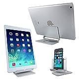 Tablet Stand [Adjustable] Multi-Angle Anti Slippery Holder Fits All Apple iPad Pro Mini iPhone