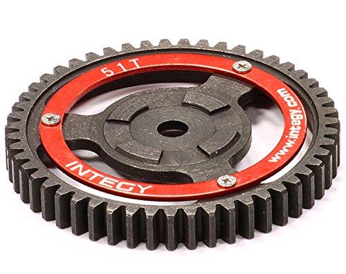 Integy RC Model Hop-ups T7097 V2 Steel Spur Gear for HPI Savage-X, 21 & 25 - Spur Gear Hpi