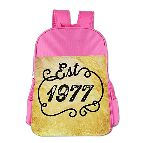 GABRIELA ROSALES 1977 Elegant Premium Unisex Bag Children's Backpack Bag School Sport Bags Shoulder Backpacks Kids' Schoolbag Bags - Foxwoods Kids