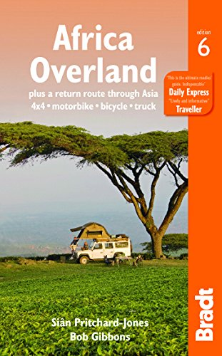 Africa Overland (Bradt Travel Guides) PDF Text fb2 ebook