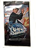 Ghost Files Yu Yu Hakusho TCG Trading Card Game ORANGE Booster Pack 2003