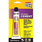 Super Glue Corp. T-CC12 Contact Cement- Pack of 12