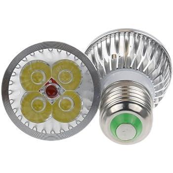 Lemonbest® 4W LED Spot Light Bulb, E27 Standard Screw Base, 35W Incandescent Equivalent, Cool White
