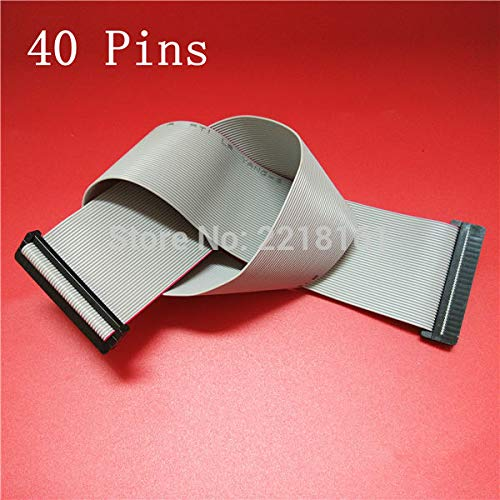 PZ3208 eco Solvent Printer Grey Data Cable 4pcs//lot Printer Parts 40pins K0nica Head Cable for Yoton PTP3208