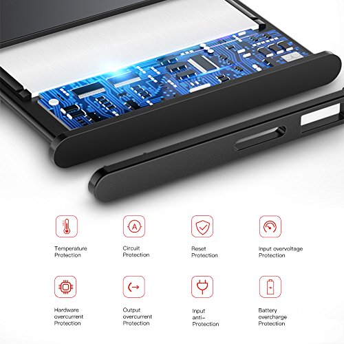 iPhone 6 Battery, iPhone Battery 6 Replacement Li-ion Battery Replacement Repair Tool Kits by Manaror (Image #3)