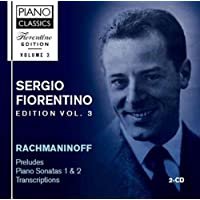 Sergio Fiorentino Edition, Vol.3