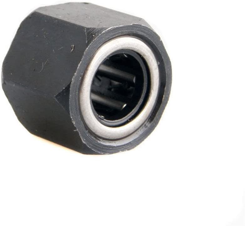 Hot R025-12mm Parts Hex Nut One Way Bearing for HSP 1:10 RC Car Nitro Engin J8Z8