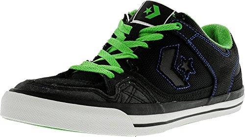 Converse Mens Coolidge Ox Ankel-high Fashion Sneaker Svart, Grön, Royal