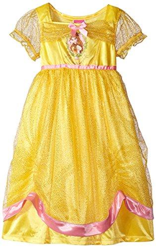 Disney Girls' Fancy Belle Fantasy Nightgown