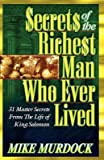 img - for (SECRETS OF THE RICHEST MAN WHO EVER LIVED) BY Paperback (Author) Paperback Published on (04 , 1998) book / textbook / text book
