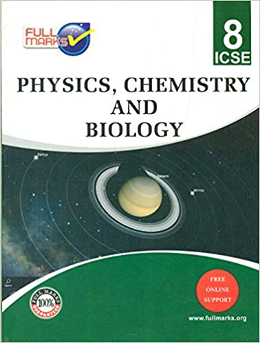 Icse Physics Book For Class 8