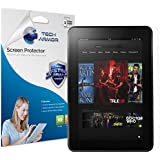 """Kindle Fire HD Screen Protector, Tech Armor High Definition HD-Clear Amazon Kindle Fire HD 8.9"""" (2012) Screen Protector [2-Pack]"""