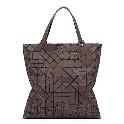Donna Geometrica A Guncolor Da Opaca Borsa Tracolla Moda Femminile xFnqg0z