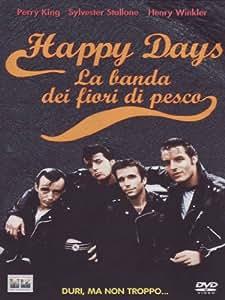 Happy Days - La Banda Dei Fiori Di Pesco [Italia] [DVD]