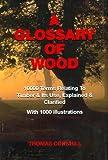 Glossary of Wood 9780854420100