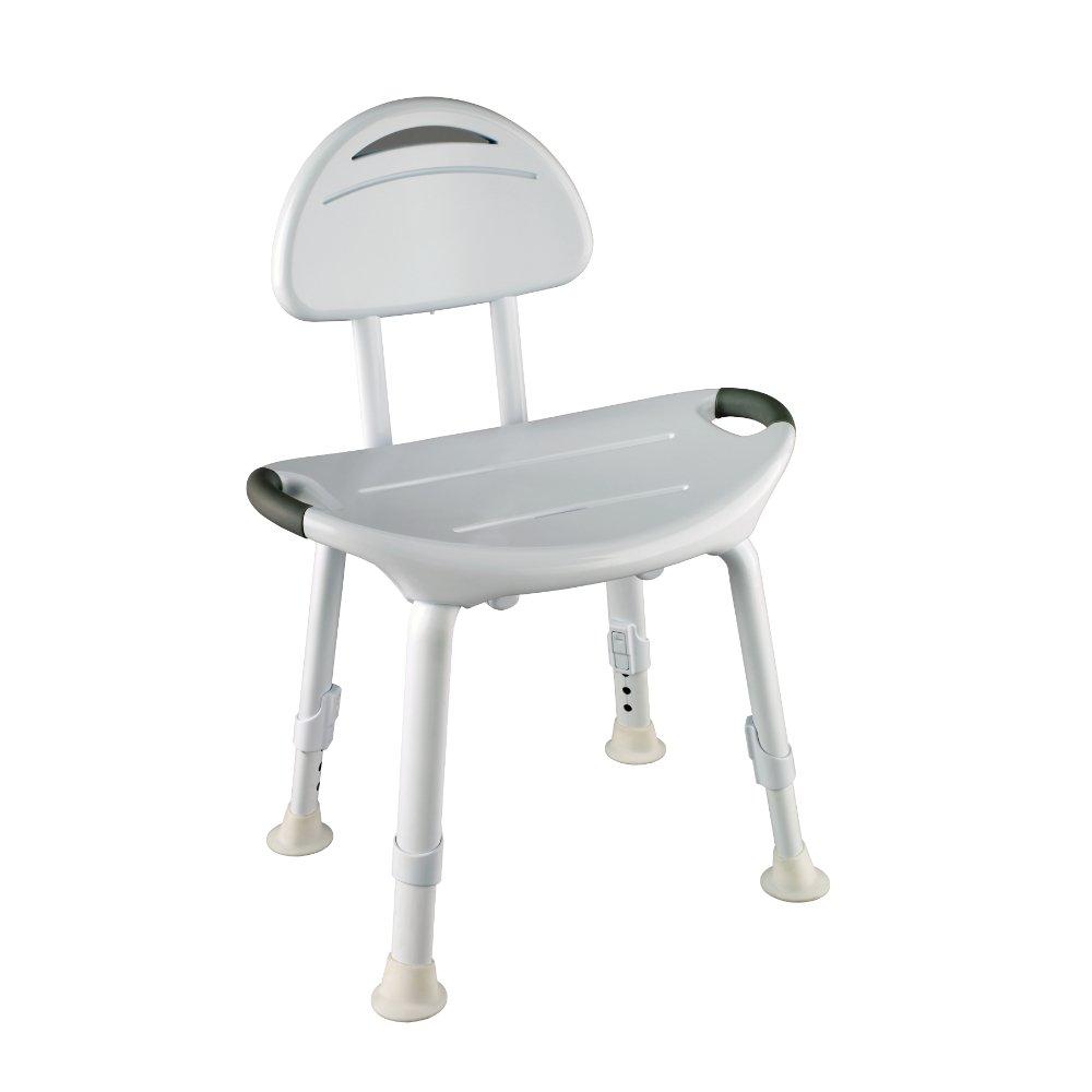 Delta DF600W Designer Bathtub and Shower Chair