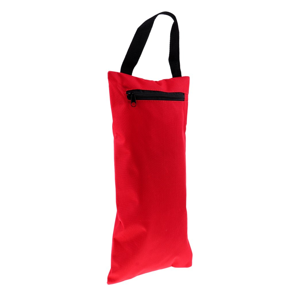 Wolfx Power Cloth//Sand FILLED Bag Boxing MMA Training Fitness 5-40kg Red