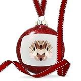 Christmas Decoration Low Poly Animals Modern design Hedgehog Ornament