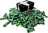 The Ginger People Gin Gins Original Chewy Ginger Candy, 2 lb Bag in a BlackTie Box