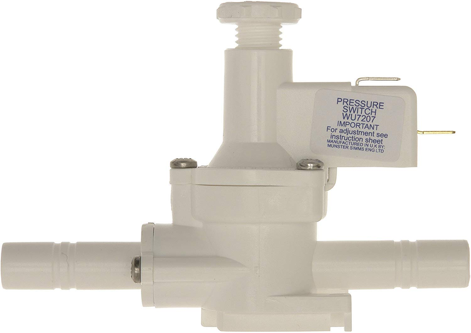 Whale WU7207 Pressure Switch, White