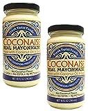 Coconaise 10oz Coconut Oil Mayonnaise (2 Jars) Review