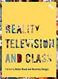 img - for Reality Television and Class book / textbook / text book