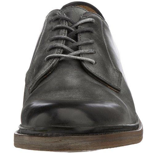 Frye Mens James Oxford Läderskor Svart - 84.615
