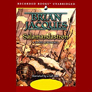 Salamandastron Hörbuch
