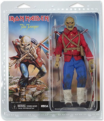 NECA Iron Maiden - Trooper 8