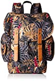 Roxy Women's Free for Sun Backpack, Anthracite Jungly Flowers ERJBP03547