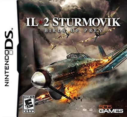 505 Games IL-2 Sturmovik: Birds of Prey, NDS Básico Nintendo DS ...