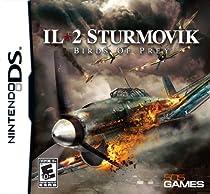 Il-2 Sturmovik Birds Of Prey - Nintendo DS
