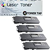 Toner Tap® HD Compatible Toner Cartridge For Xerox Phaser 6600 6600DN , Workcentre 6605, 6605dn, 6605n Printers, Cartridge Part Number 106R02225,106R02226,106R02227,106R02228