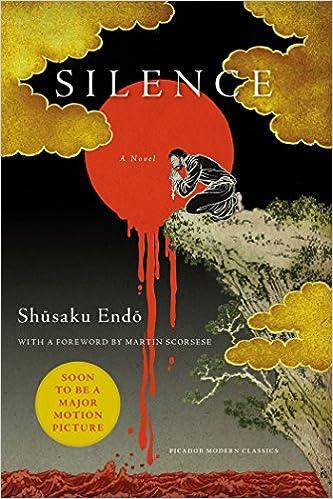 Amazon com: Silence: A Novel (Picador Classics