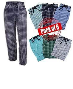 Andrew Scott Boys 6 Pack Woven Pant