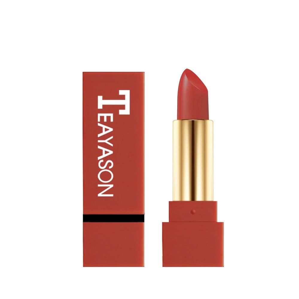 NEEKEY Charm Brightening Moisturizing Lip Balm, Moisturizing Cream Matte Lipstick Lasting Charming Lipstick