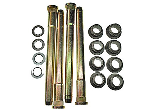 Chevy Chevrolet S10 Truck And SUV & GMC S15 Door Hinge Pins Pin Kit & Bushing Kit - House Deals