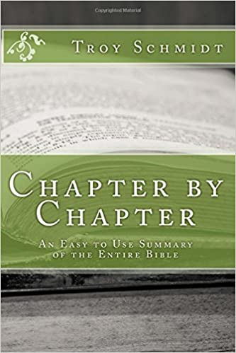 How to make a good book chapter summary?