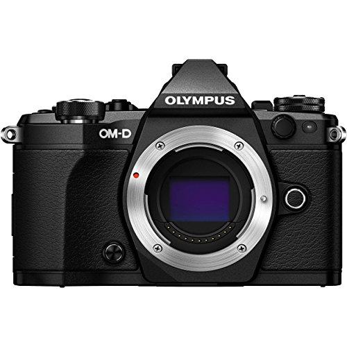Olympus OM-D E-M5 Mark II Mirrorless Micro Four Thirds Digit