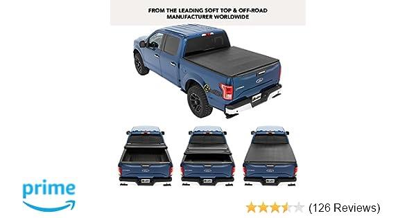 Amazon.com: Bestop 16113-01 EZ Fold Truck Tonneau Cover for 2004 ...