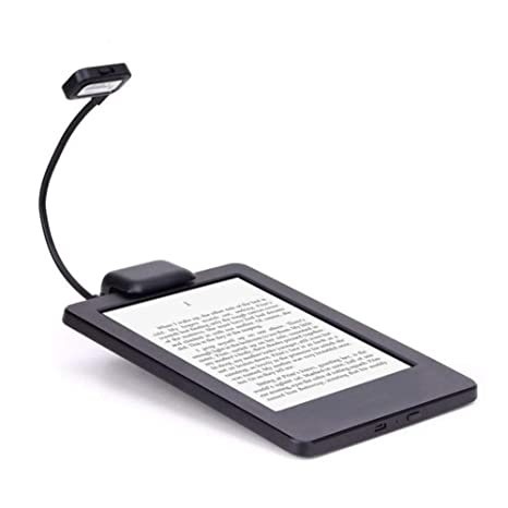 LDE Book Lights 3pcs LDE E-reader Clip con lámpara de luz de ...