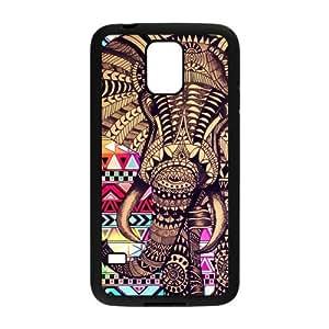 Nymeria 19 Customized Elephant Diy Design For Samsung Galaxy S5 Hard Back Cover Case DE-242