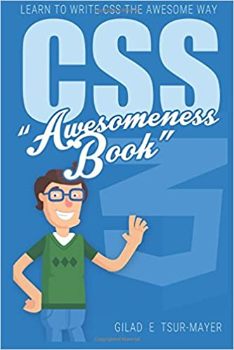 Css CSS Awesomeness Book Learn To Write CSS The Awesome Way!
