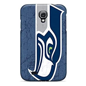 linJUN FENGAwesome Case Cover/galaxy S4 Defender Case Cover(seattle Seahawks)