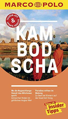 MARCO POLO Reiseführer Kambodscha: Reisen mit Insider-Tipps. Inklusive kostenloser Touren-App & Update-Service