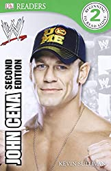 DK Reader Level 2:  WWE John Cena Second Edition (DK Readers)