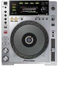 Pioneer CDJ-850 Professional Multi-Format Media CD/MP3 Player With USB