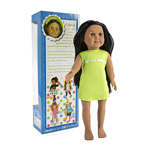 Springfield 18 Inch Doll, Maria - Packaging May Vary
