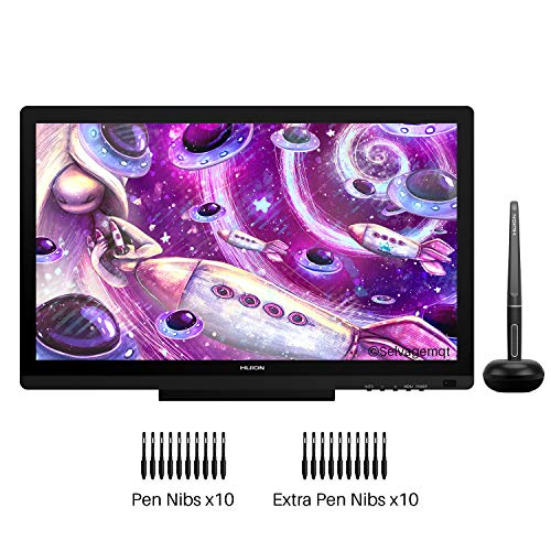 HUION KAMVAS GT-191 HD 19 5 Inch Graphic Tablet with Screen