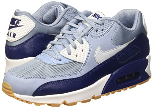 Pltnm smmt lyl Wmns Bl Air Multicolore Gry Scarpe Max 90 bl Da Essential Running Wh pr Donna Nike Owxa6Bw